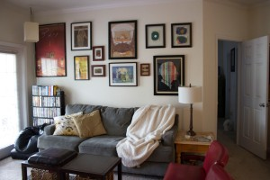 Living Room Gallery After